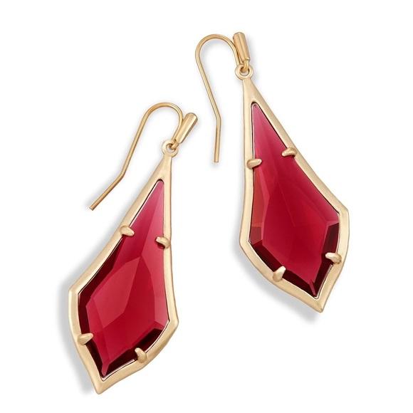 NWT Kendra Scott Olivia Drop Earrings